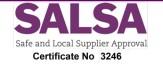 Salsa Certificate 2014