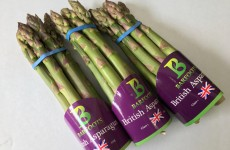 *Local* Asparagus from Barfoots 08/05/17