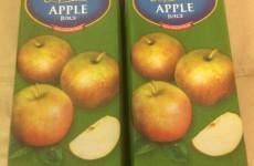 Superior Stute Apple Juice