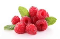 Stunning local raspberries - absolutely lush!